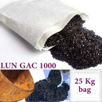Granular Activated Carbon - Coconut shell