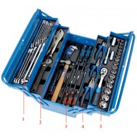 Professional tool box 57 PCS