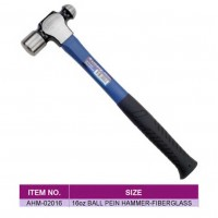 BALL PEIN HAMMER-FIBER 16oz
