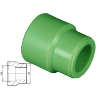 PPR REDUCER FEM/MALE 20X25MM