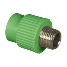 PPR ADAPTER MALE 25x1/2""