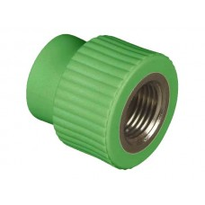 PPR ADAPTER FEMALE 25x3/4""