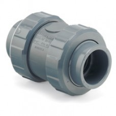 PVC NON-RETURN VALVE 20 MM