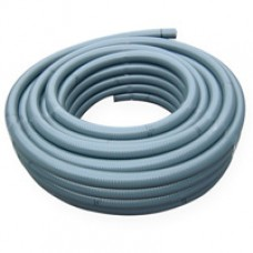 PVC FLEXIBLE PIPE 20 MM, 1 METER LENGTH