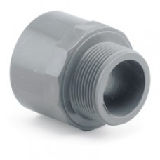 PVC MALE ADAPTER 20 X 25 X 1/2""